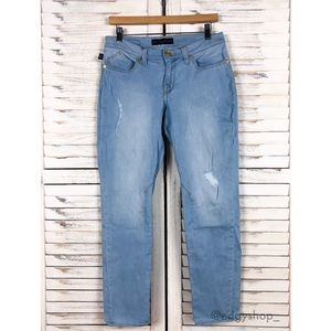 [Rock & Republic] Emo Distressed Boyfriend Jeans